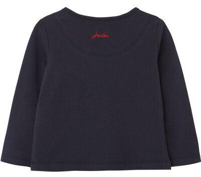 Kjøp Tom Joule Chomp T shirt, Navy Dinosaur | Jollyroom