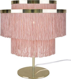 Globen Lighting Bordlampe Frans, Rosa