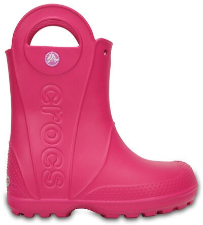 Crocs Kids Handle It Støvler, Candy Pink