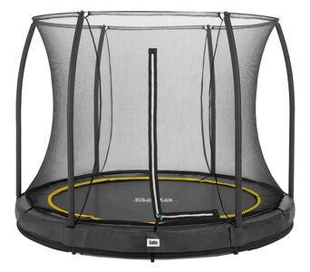 Salta Trampoline Comfort Edition Ground 305 Cm, Svart