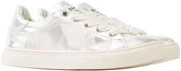 ESPRIT Filou Camou Sneakers, Off White