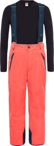 The North Face Snowquest Suspender Plus Bukse, Rocket Red