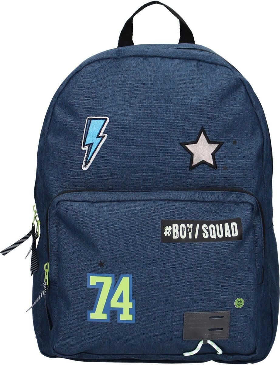 Kjøp Skooter Boy Squad Ryggsekk 18L, Navy   Jollyroom