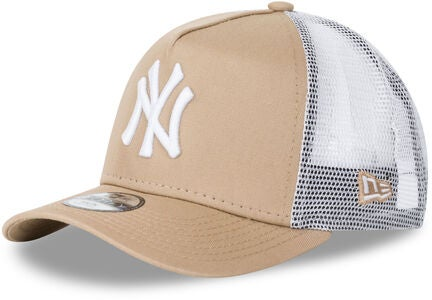 New Era League Essential TRUCK KID NE Kaps, Camel/Optic White
