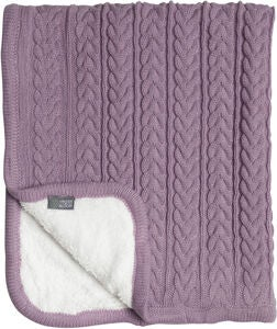 Vinter & Bloom Teppe Cuddly, Soft Pink
