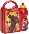 Marvel Avengers Iron Man Combo Lunchsett