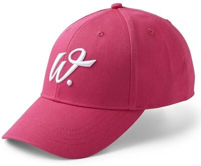 State Of Wow New York Infant Baseball Caps, DK Pink