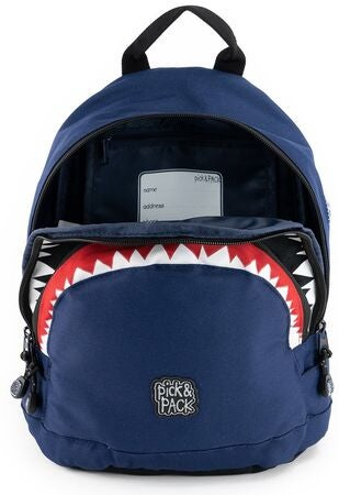 Pick & Pack Ryggsekk Hai, Navy