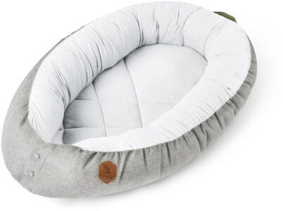 EcoViking BabyNest Prime, Light Grey