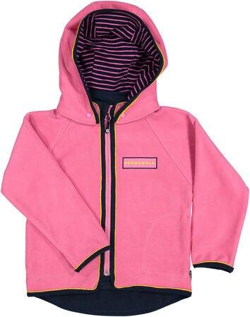 6a7a39e8 Kjøp Geggamoja Vindtett Fleecejakke, Pink | Jollyroom