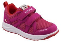 Viking Odda Sneaker, Magenta/Red