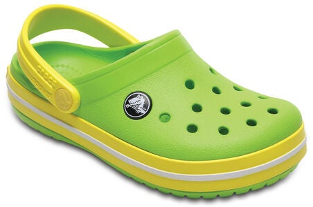 Crocs Crocband Clog, Lemon