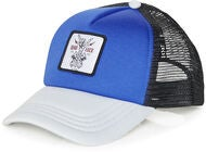 Jack & Jones Skull Trucker Kaps, Victoria Blue
