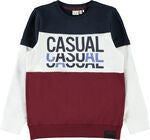 Name it Lomar Sweatshirt, Cabernet