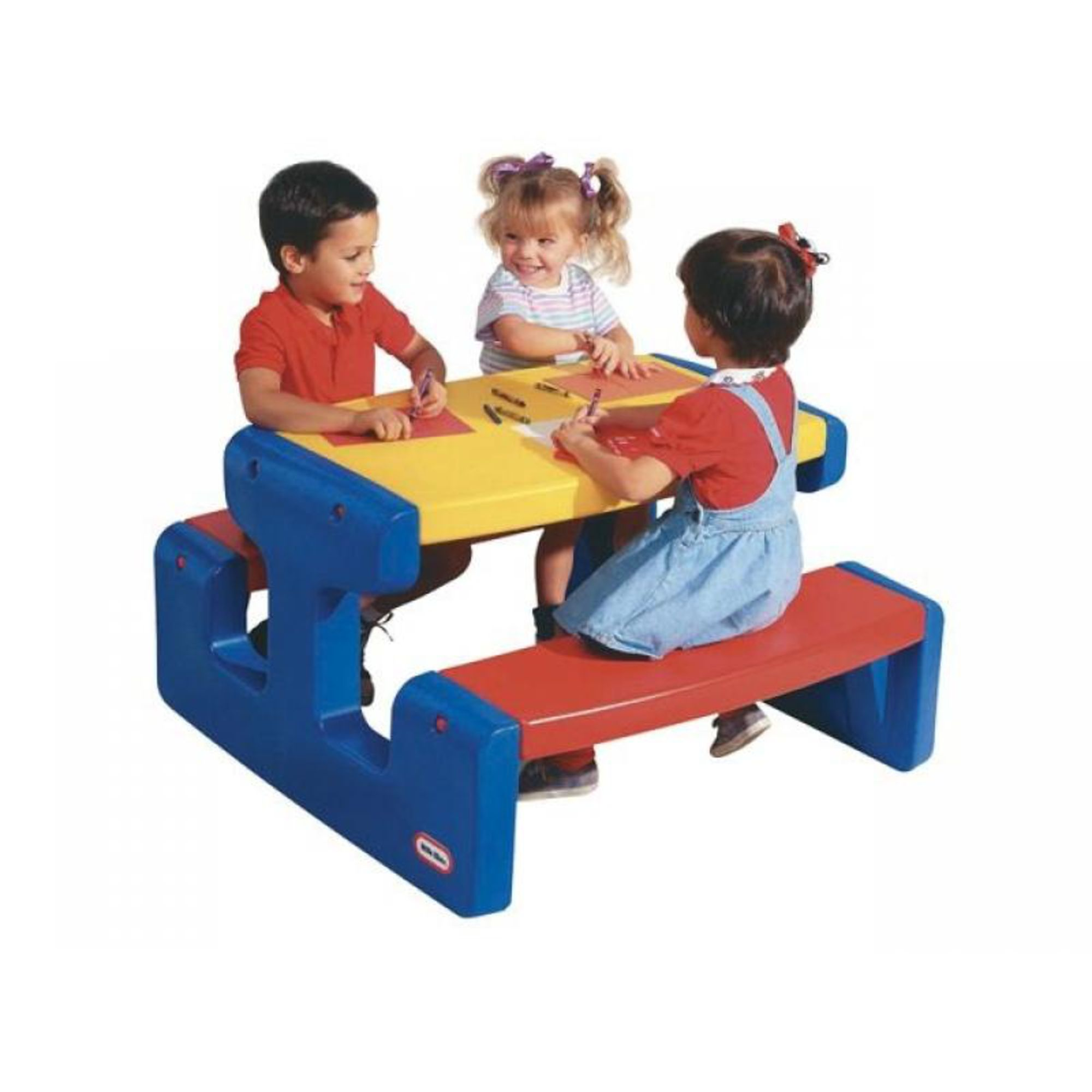 Little Tikes Piknikbord Primary