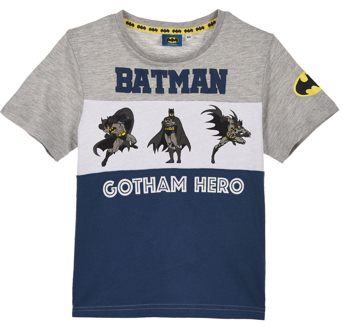 Batman T-Skjorte, Navy