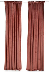 Alice & Fox Gardin Velvet Pair, Mocha