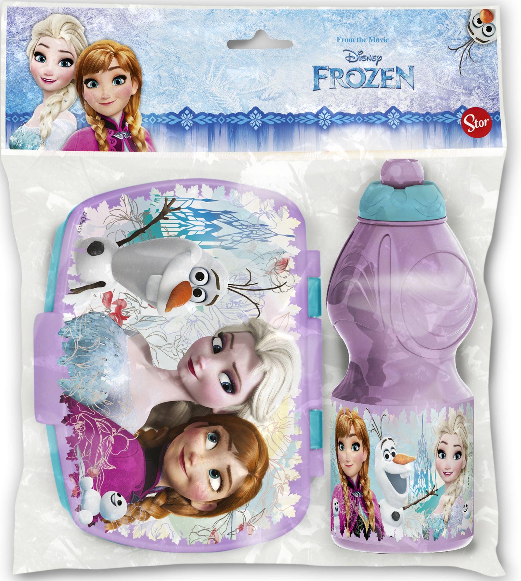 Disney Frozen Lunsjsett