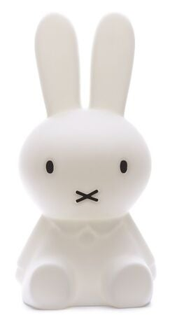 Mr Maria Lampe Miffy Hvit