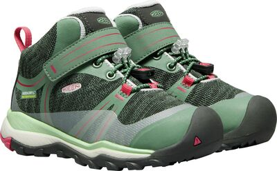 KEEN Terradorra Mid WP Sneakers, Duck Green