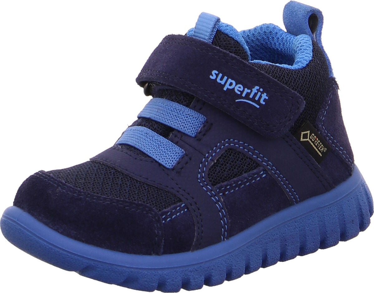 Superfit Sport7 Mini GTX, Blue/Blue