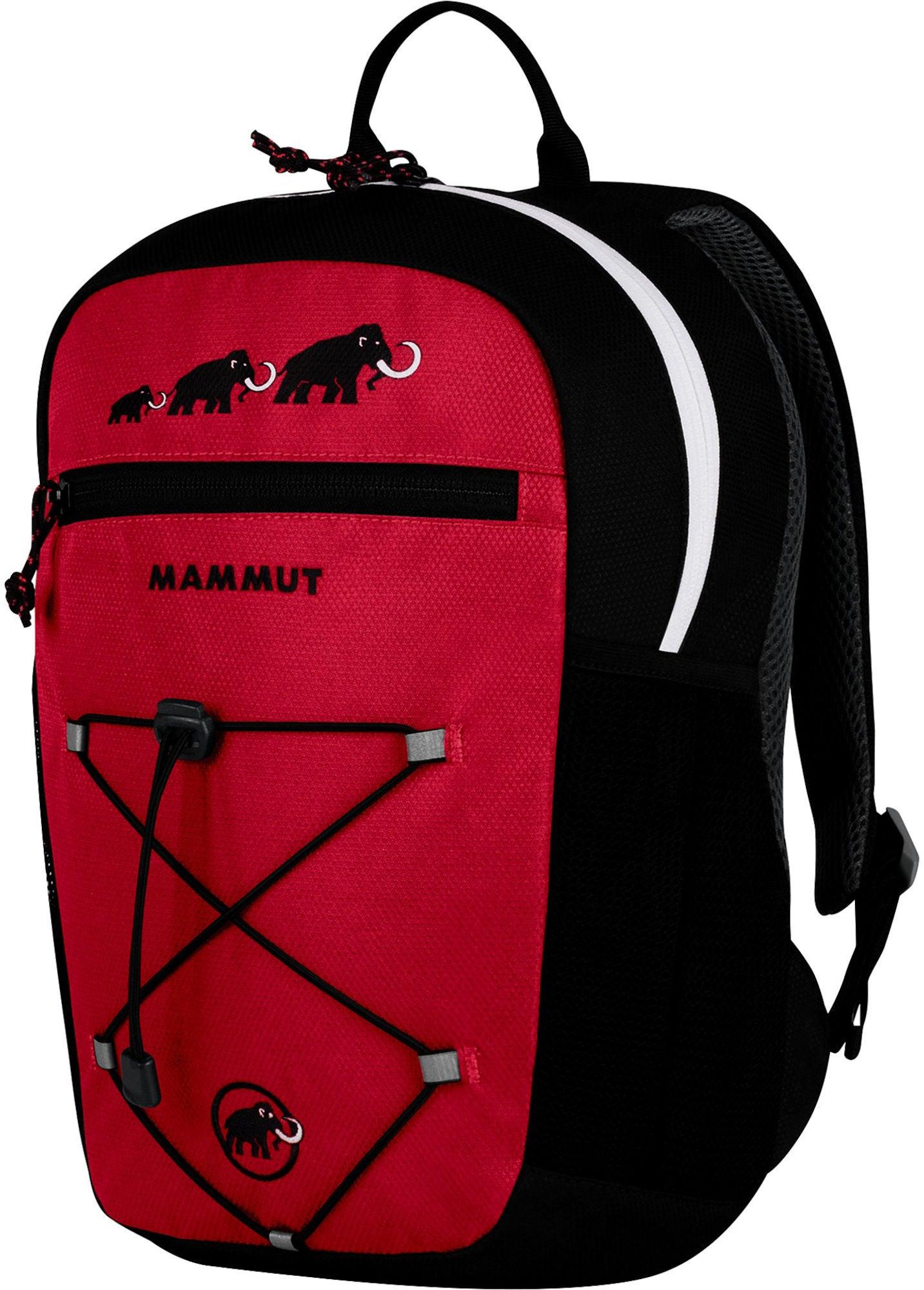 Mammut First Zip Ryggsekk 16L, Black Inferno