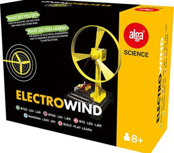 Alga Science Electro Wind