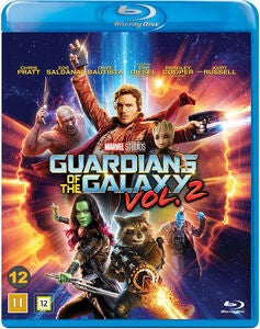 Marvel Guardians Of The Galaxy 2 Blu-Ray