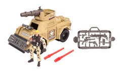 Soldier Force Operation Sandstorm Stridsvogn