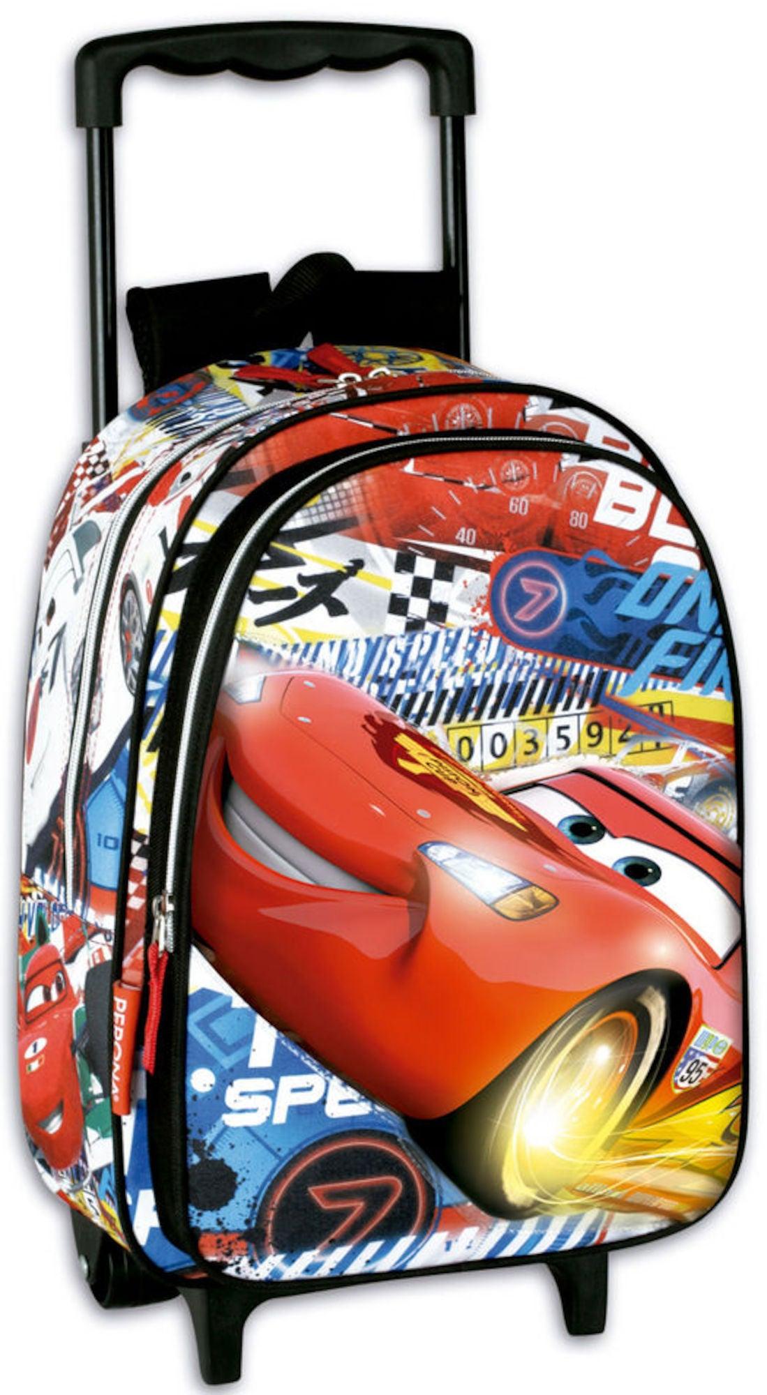 Disney Cars Trillekoffert, Rød