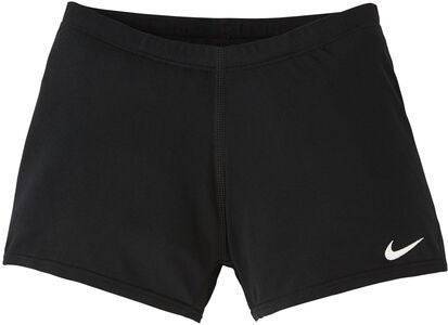 Nike Swim Solid Square Leg Badebukse, Black