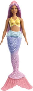 Barbie Dreamtopia Dukke Mermaid
