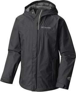 Columbia Watertight Regnjakke, Black