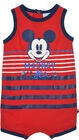 Disney Mikke Mus Body, Red