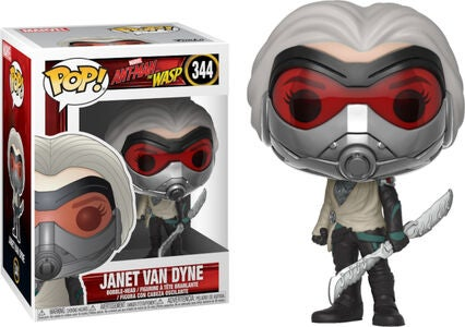 POP! Marvel Ant-Man And The Wasp Samlefigur Janet Van Dyne