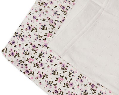 Luca & Lola Lexi Leggings 3-pack, Pink Flowers