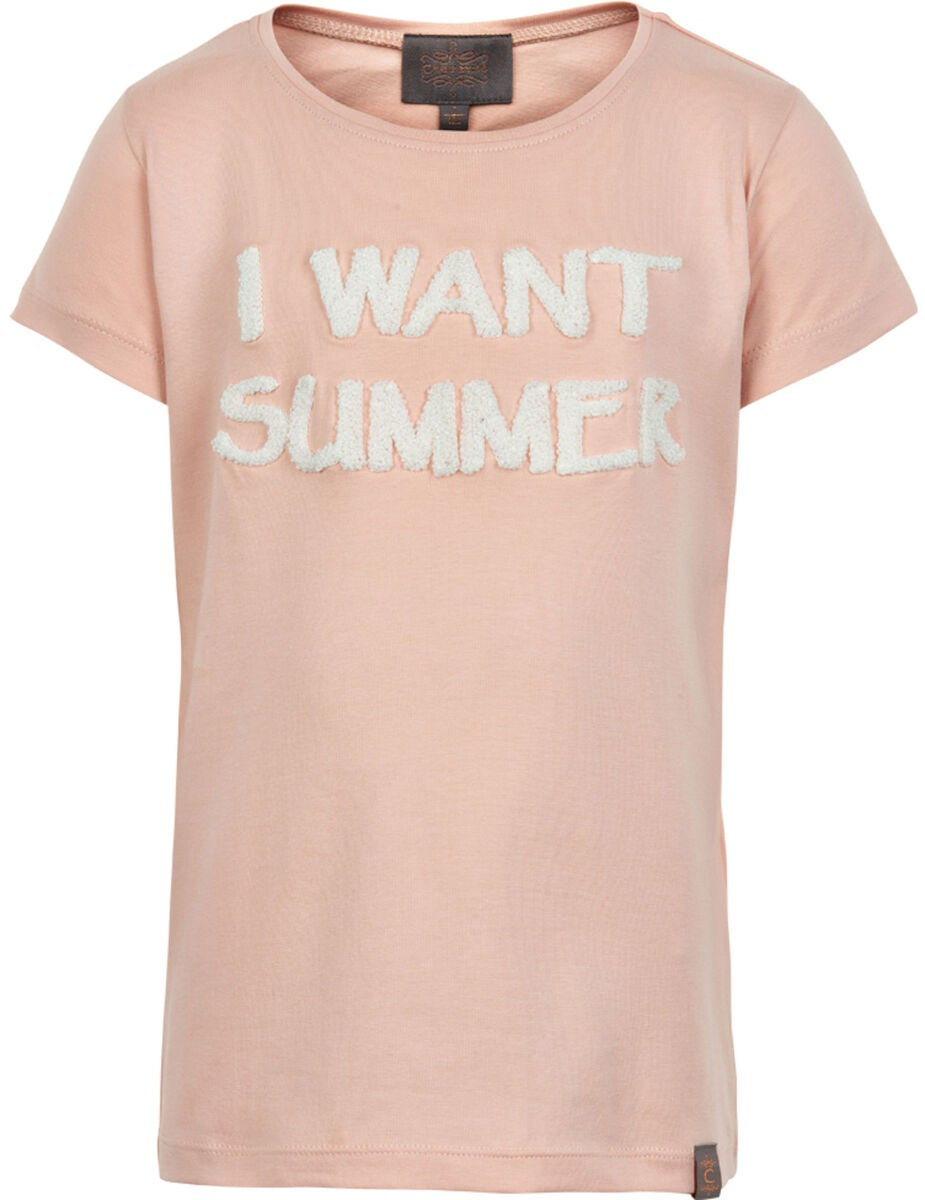 Creamie Summer T-Shirt, Rose Smoke