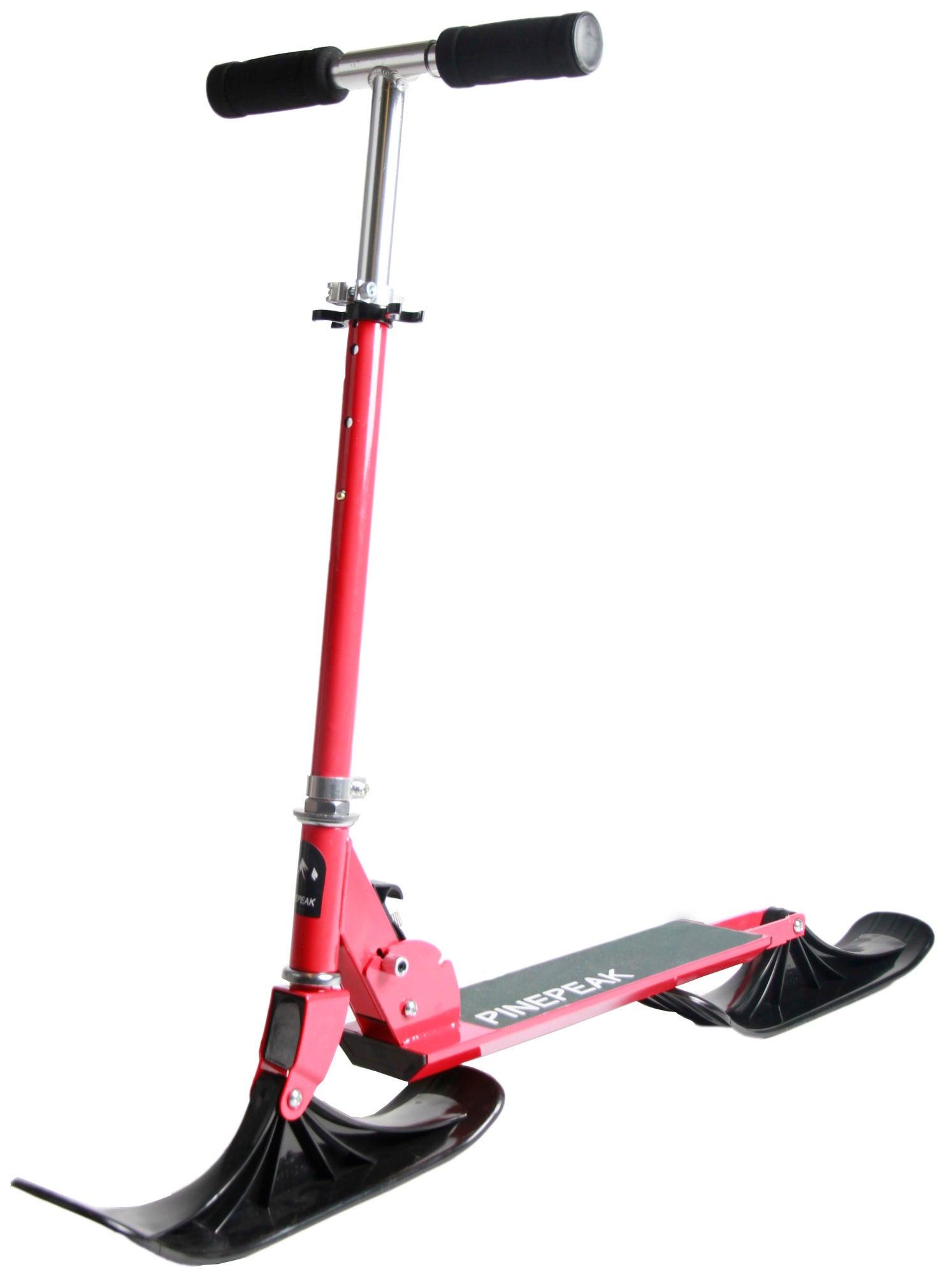 Pinepeak Snow Cycle Rød