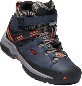 KEEN Targhee Mid WP Vintersko, Blue Night/Tea