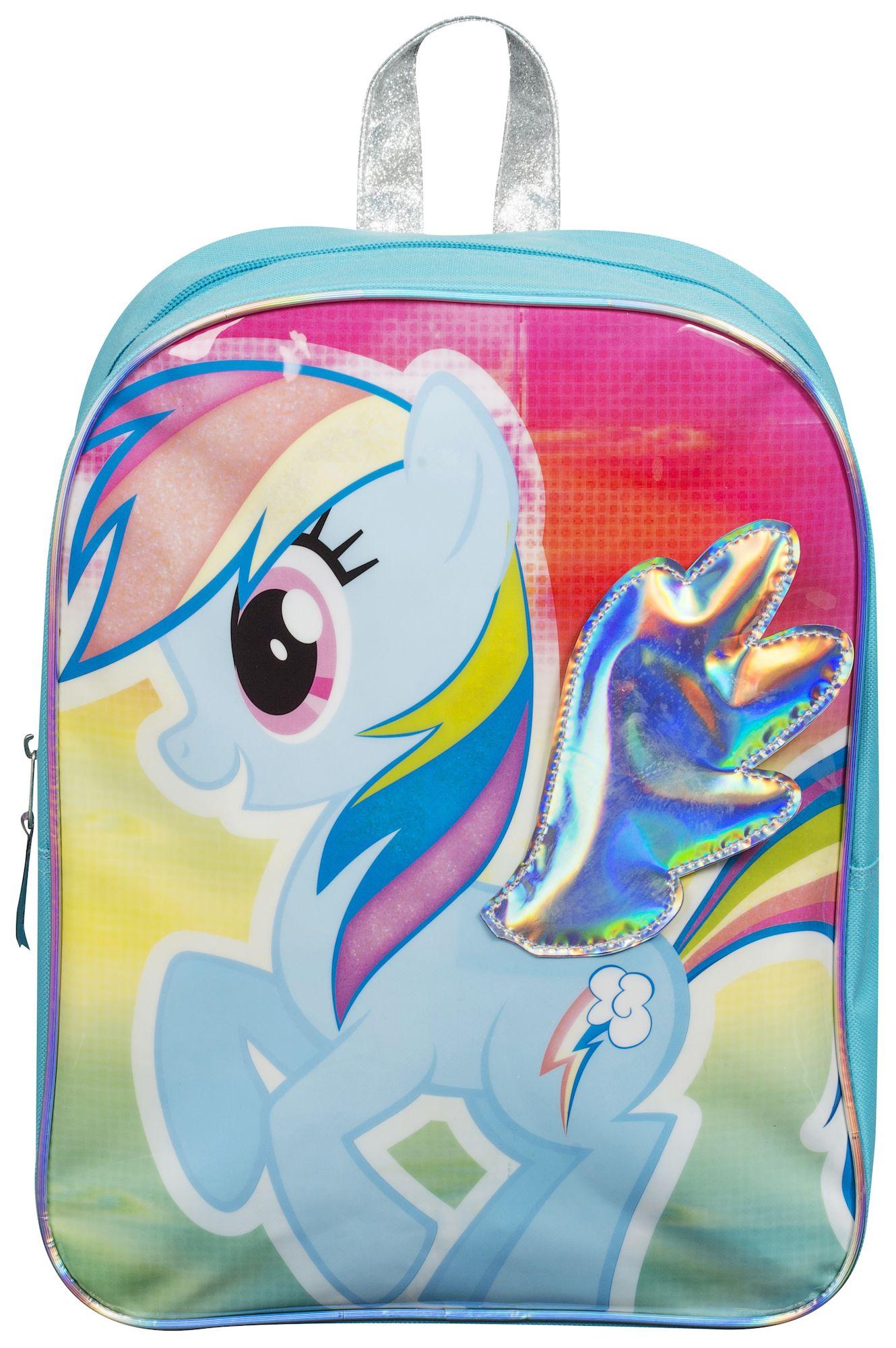 My Little Pony Ryggsekk Rainbow, Blue