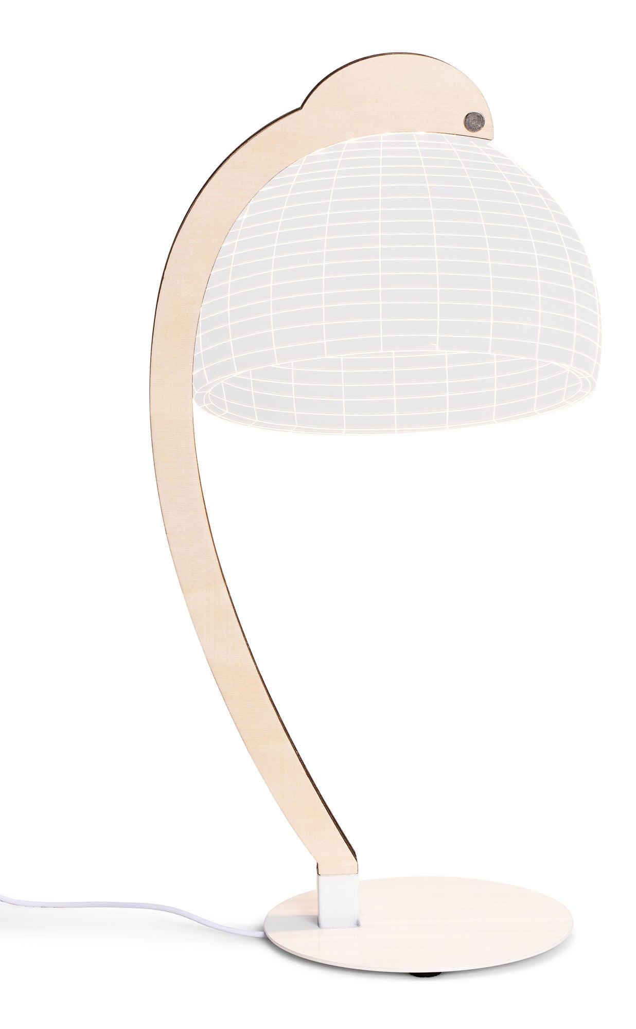 leklyckan lampe