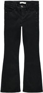 Name it Becky Bootcut Jeans, Black Denim
