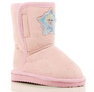 Disney Frozen Vintersko, Light Pink