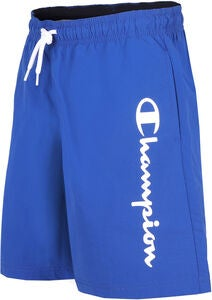 Champion Kids Beach Badeshorts, Surf the Web Blue
