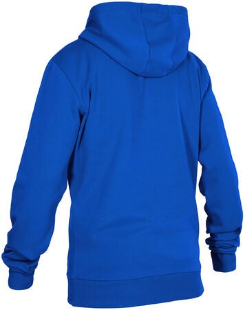 Salming Logo Hood JR Hettegenser, Royal Blue