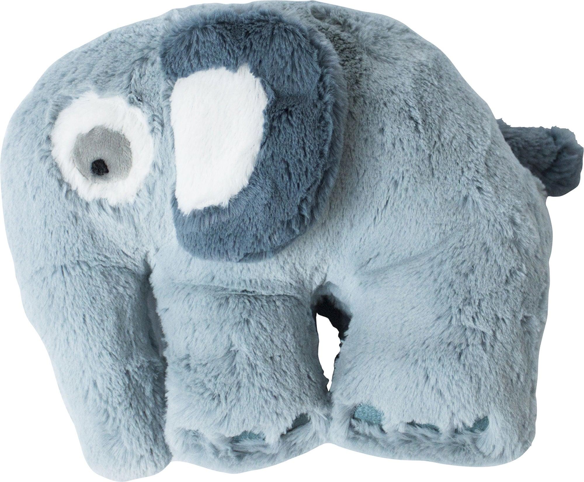 Sebra Kosedyr Elefant, Blå