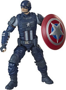 Marvel Build-A-Figure Abomination Figur Captain America
