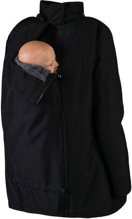 Kjøp Wombat Wallaby Bærejakke, GreyBlack | Jollyroom