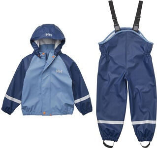 Helly Hansen Bergen Regnsett, North Sea Blue