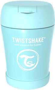 Twistshake Matboks 350ml, Blå